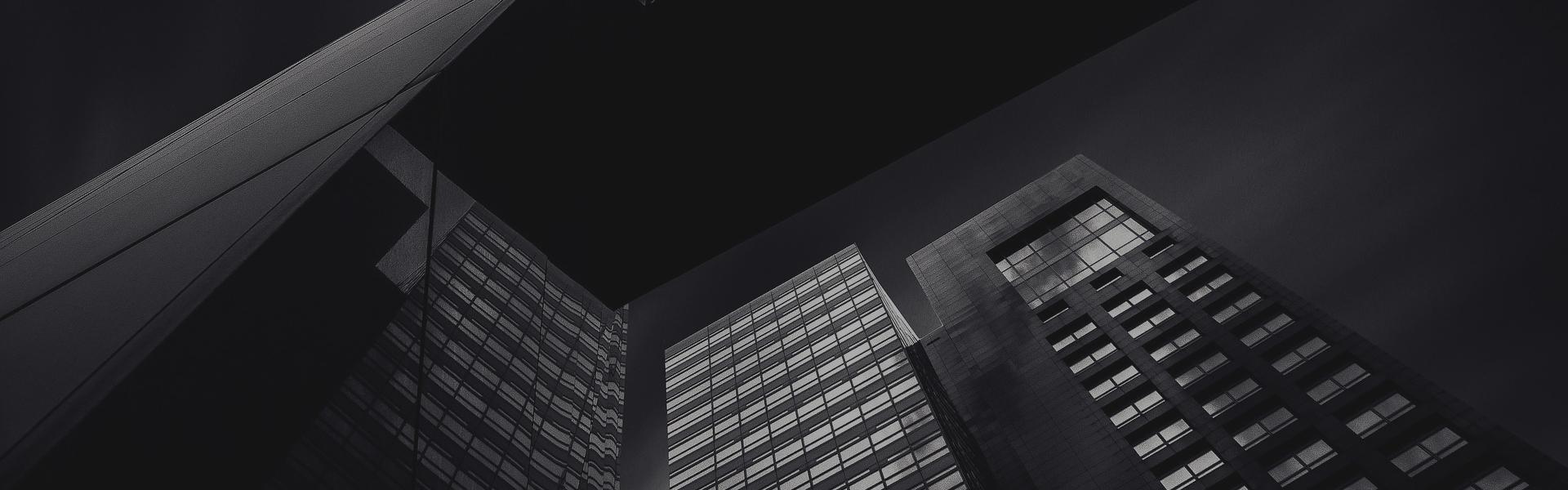 building main slide black white gray