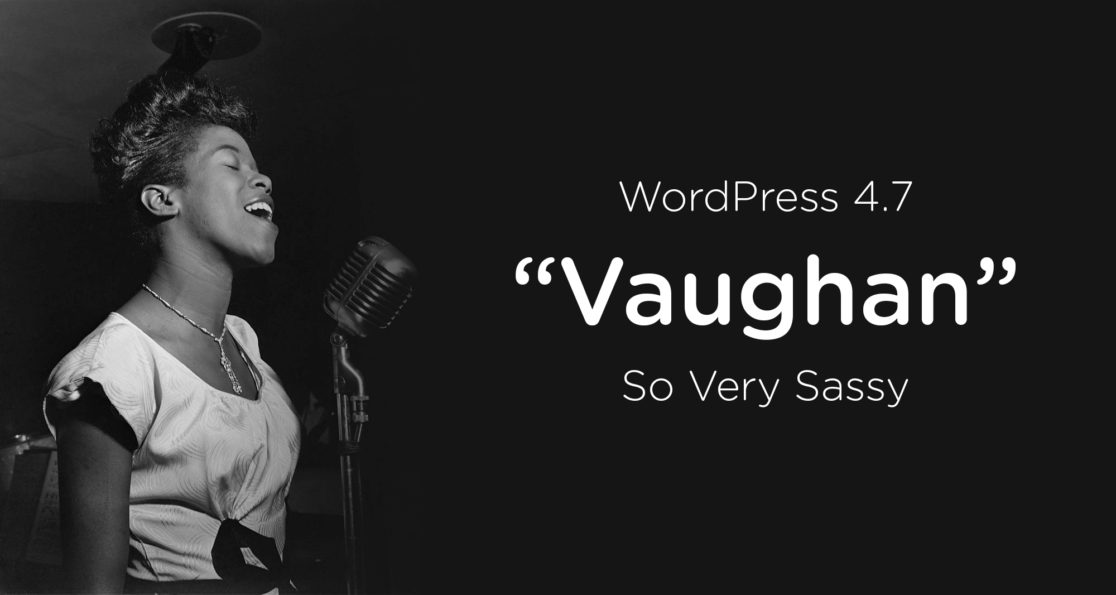 "WordPress ""Vaughan"" Security Update Just Came In"