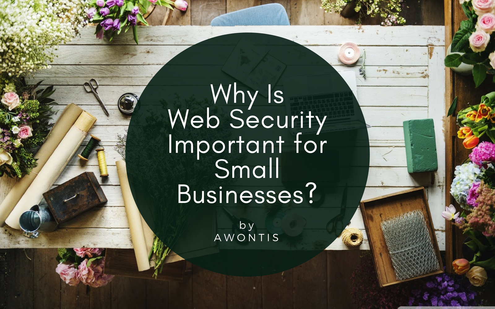 Why Is Web Security Important for Small Businesses?