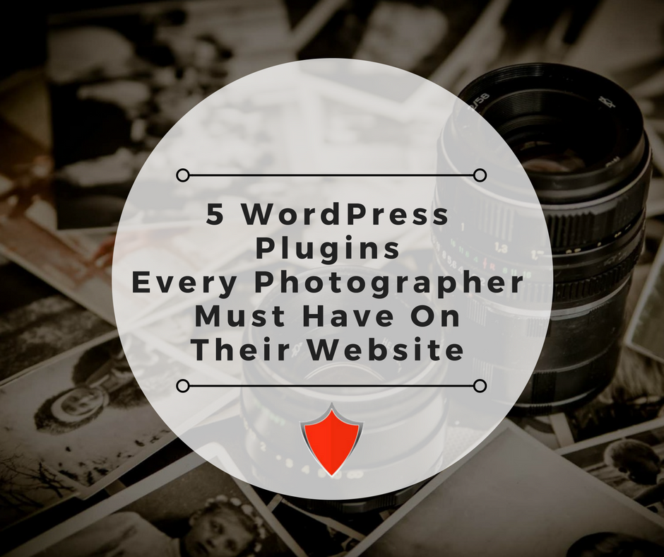 5 WordPress Plugins Every Photographer Must Have on Their Website
