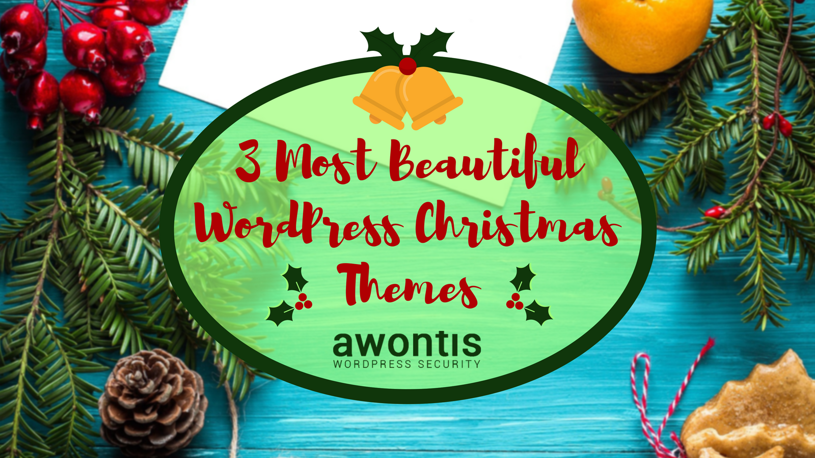 3 Most Beautiful WordPress Christmas Themes