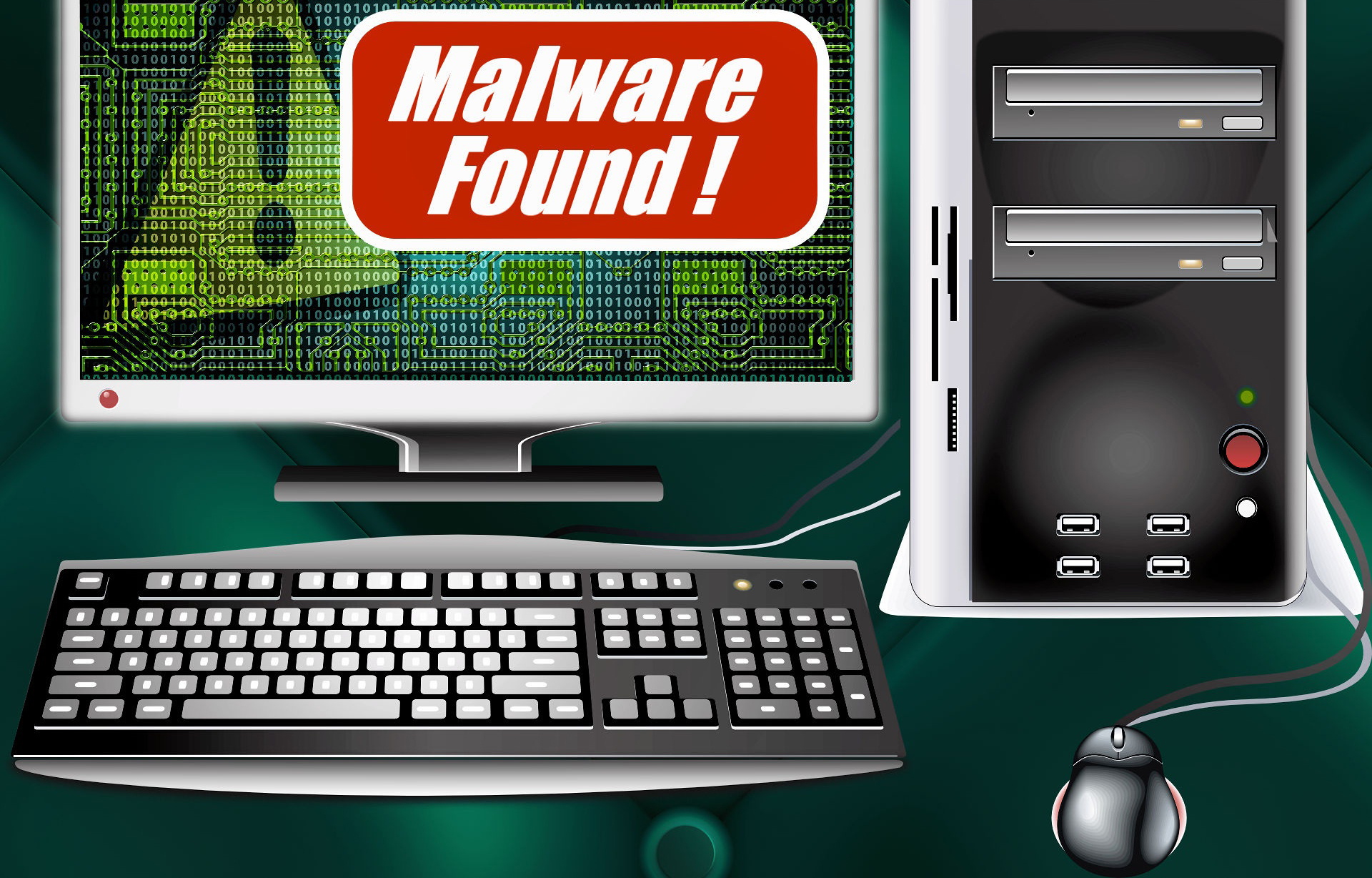 How Malware Is Using Your PC for Cyber Attacks